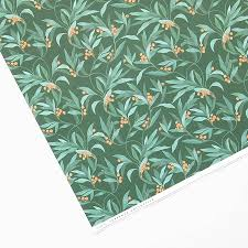 botanical wrapping paper vintage berry botanical wrapping paper by tuppence collective