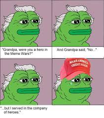 Pepe Meme - grandpa pepe rebrn com