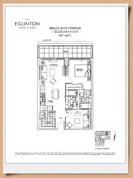 16 yonge street floor plans the eglinton