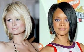 hairstyles short on an angle towards face and back 50 top hairstyles for square faces concave bob short hair and bobs