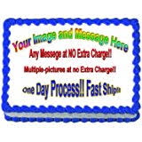 custom edible images create your own custom edible cake topper photo cake
