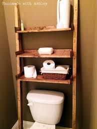 Diy Ladder Shelf Shelves Tutorials by Diy Leaning Ladder Bathroom Shelf Plans By Ana White Handmade