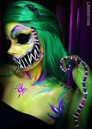 halloween cat background deviantart oogie boogie from the nightmare before christmas makeup inspired