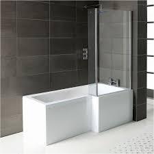 l shaped bathroom vanity l shape shower bath bathroom suite with