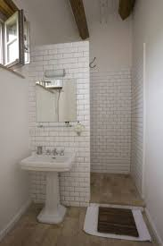 best 25 small bathroom decorating ideas on pinterest bathroom and small storage for towels and soap and it s the perfect indoor outdoor bathroom simple but beautiful small bathroom love the hidden walk in shower