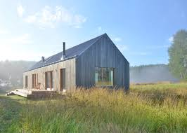 finnish lakehouse keeps things simple http freshome com