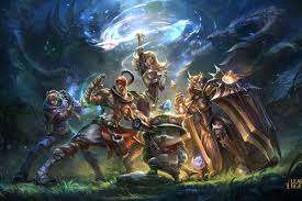 League Of Legends World Map by League Of Legends Is The Most Popular Online Game In 21 States