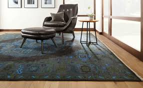 how to add patterned rugs to any space in your home