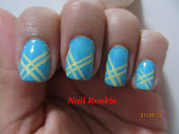 nail rookie dreaming of summer