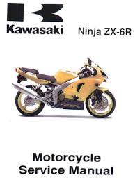 kawasaki zx6r 00 02 manual
