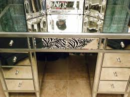 john richard table ls wonderful glass vanity table with makeup regarding vanities storage