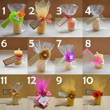 wedding gifts wedding gifts for guests wedding beeswax candle favour guest gifts