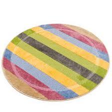 teppich k che 90x90 cm regenbogen farbe streifen teppich küche fußmatte