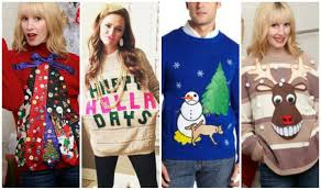 ugly christmas sweater ideas lookbook youtube