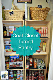 Coat Closet by Coat Closet To Kitchen Pantry Reveal Momhomeguide Com
