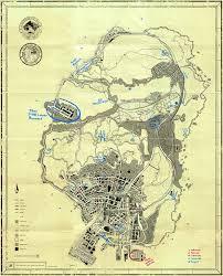 secret map t p e blueprint map secrets gta 5 wiki guide ign
