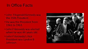 44 years old john fitzgerald kennedy by oliver and grace frances ppt download