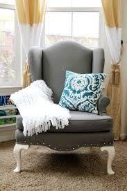 Fabric Paint For Upholstery Paint A Fabric Chair Fabric Chairs Tutorials And Fabrics
