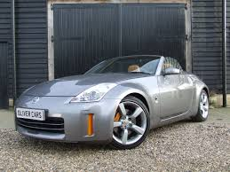 nissan 350z for sale uk high performance u0026 sports car sales in suffolk oliver cars