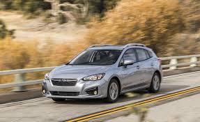 subaru hatchback 2 door 2017 subaru impreza 5 door
