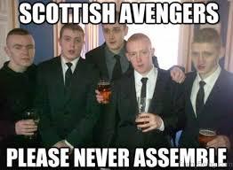 Funny Scottish Memes - 91 funniest avenger memes