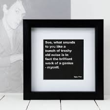 quote framed pictures