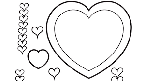 Coloring Pages Hearts Valentine S Day Series Hearts Grandparents Com by Coloring Pages Hearts