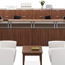 Plywood Reception Desk Reception Desks Cubicles Plus
