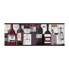 Wine Kitchen Decor by Kitchen Wallpaper Borders Wine Just For Sharing