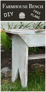Farm Benches - 123 best bench images on pinterest woodwork wooden benches and