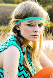 hippie hairstyles for long hair 30 creative hippie hairstyle for short and long hairs