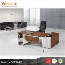 Modern Executive Office Desks Melamine Office Furniture Melamine Office Furniture Suppliers And