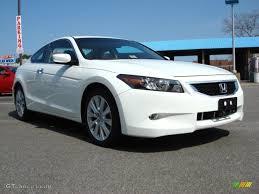 2010 honda accord coupe ex l v6 2010 taffeta white honda accord ex l v6 coupe 46749990 gtcarlot