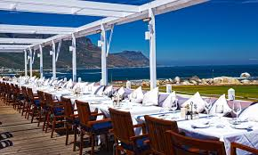 bungalow restaurant cape town new years party 5fm