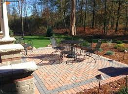 Brick Patio Pattern Brick Patio Designs Considering About The Colors And Patterns