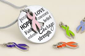 ribbon with words words of necklace with ribbon charm choose