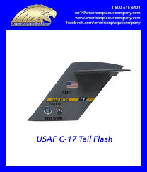 us air force c 17 tail flash
