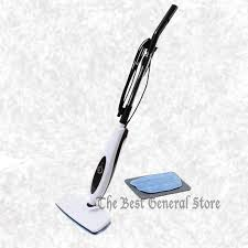 hardwood tile floor cleaner sanitizer steam mop elflrstm