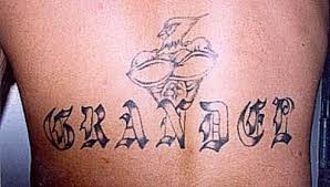 photos symbols and meanings of gang tattoos