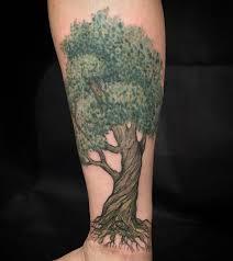 colored tree of tree design stencil golfian com