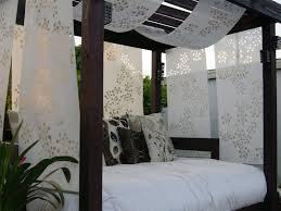 outdoor canopy beds patio picture with fascinating daybed nz round