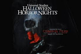 when halloween horror nights 2015 video crimson peak halloween horror nights announcement daily