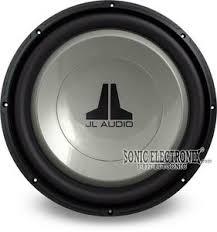 jl audi jl audio 13w1v2 4 13w1v24 13 5 single 4 ohm car subwoofer