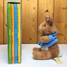 Two Bad Mice The Tale Of Peter Rabbit 4 Book Set Illustrated With Peter Rabbit