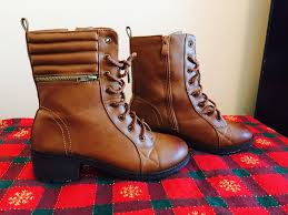lace up moto boots love iris zooshoo shoes review