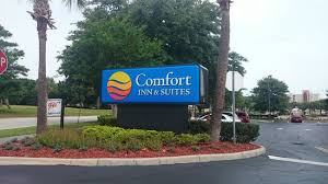 Comfort Inn Downtown Orlando Placa Do Hotel Picture Of Comfort Suites Downtown Orlando
