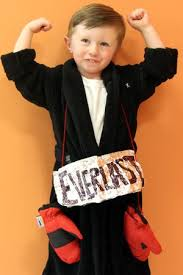Boxer Halloween Costume How To Make A Boxer Costume Care Com Community