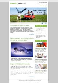 create email newsletter template best free email newsletter design templates collection