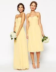 yellow dress for wedding yellow bridesmaid dresses 2017 creative wedding ideas