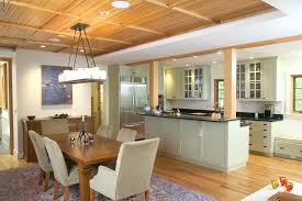 open kitchen living room design ideas open plan small kitchen living room thelodge club